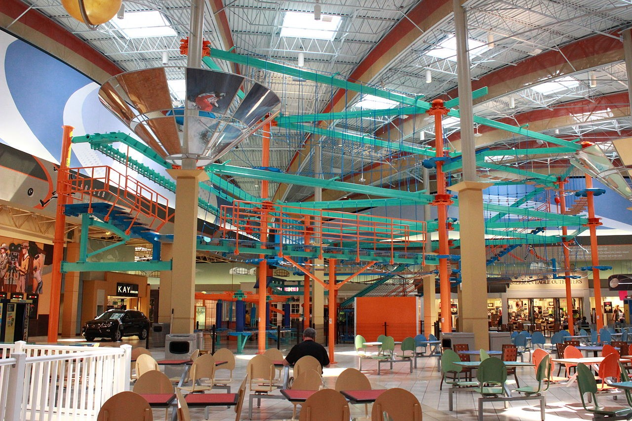 Sky Trail - Galleria at Pittsburgh Mills