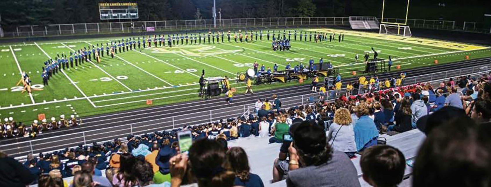 Deer Lakes set to host largest marching band competition in school history this Saturday