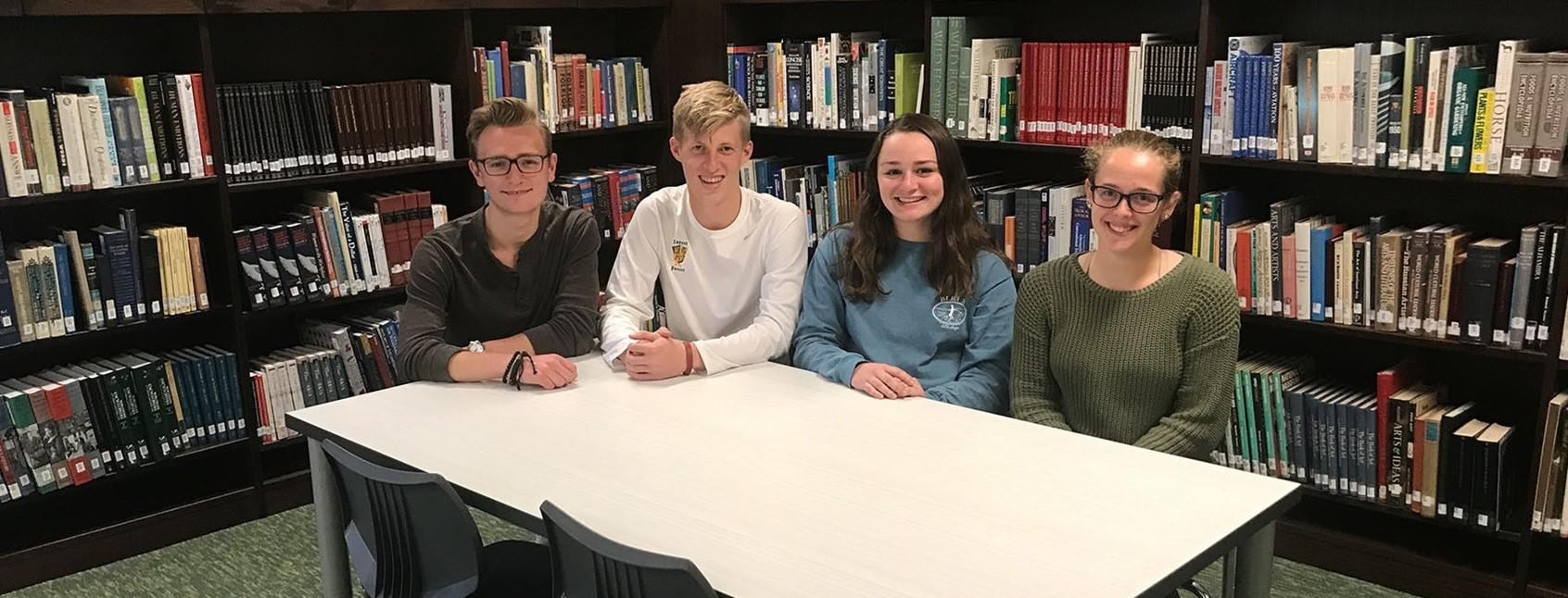 Four Deer Lakes High School students named AP Scholars