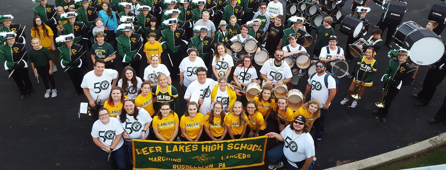 Deer Lakes celebrates its 50th annual Homecoming