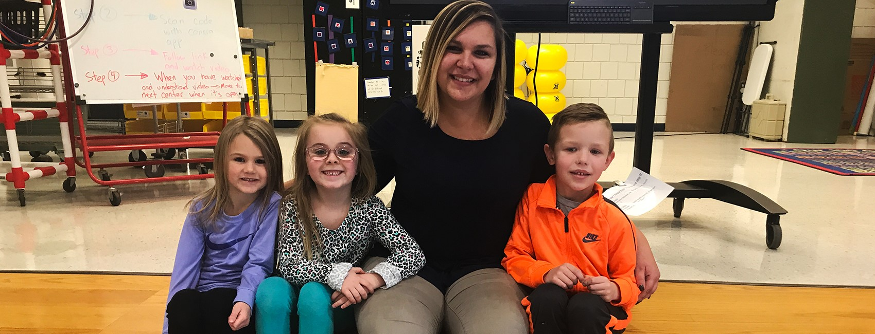 Deer Lakes celebrates National Education Support Professionals Day
