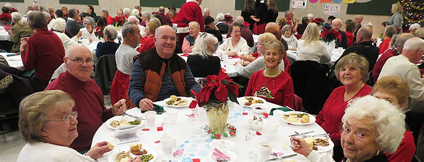 Deer Lakes to host senior citizen's holiday luncheon, Dec. 13