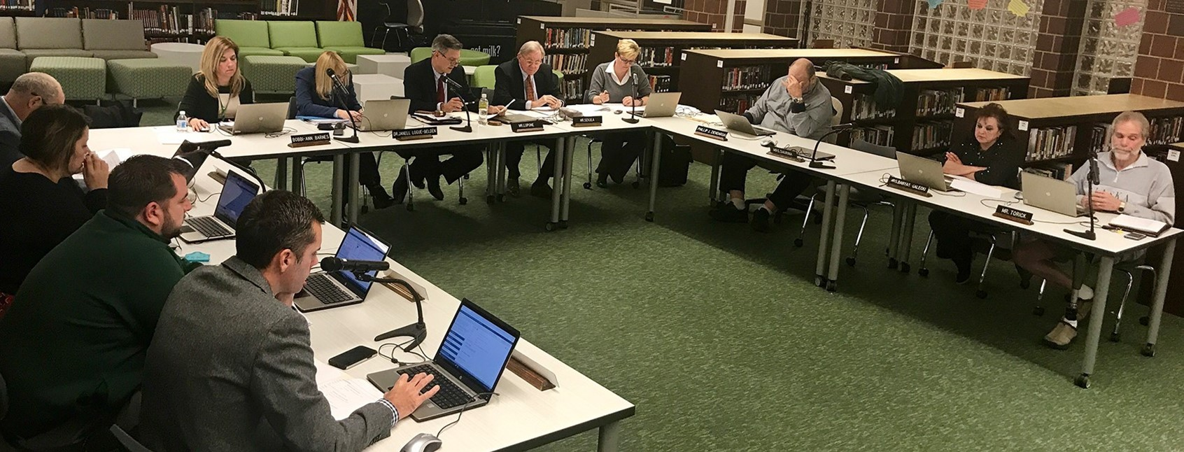 Deer Lakes School Board reorganizes, re-elects Lupone, Buck to leadership posts