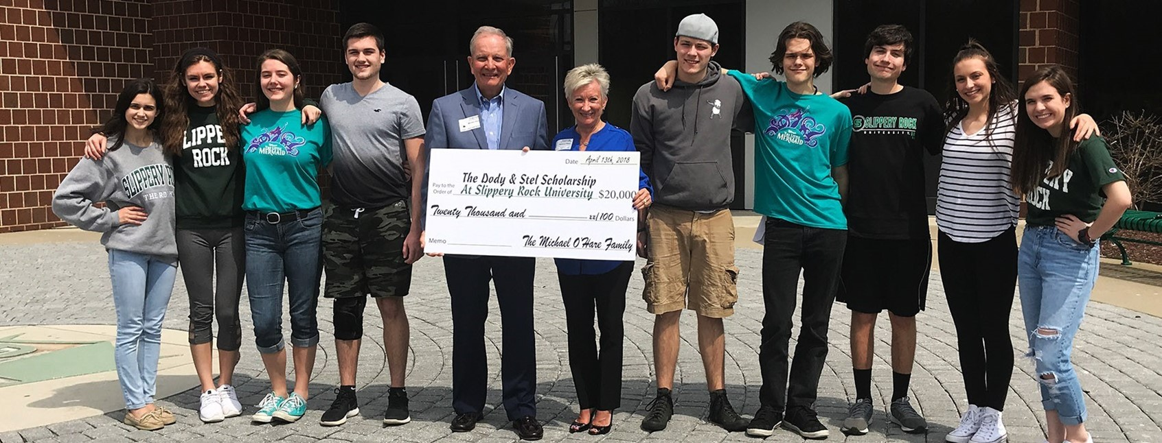 Dody & Stel O'Hare Memorial Scholarship