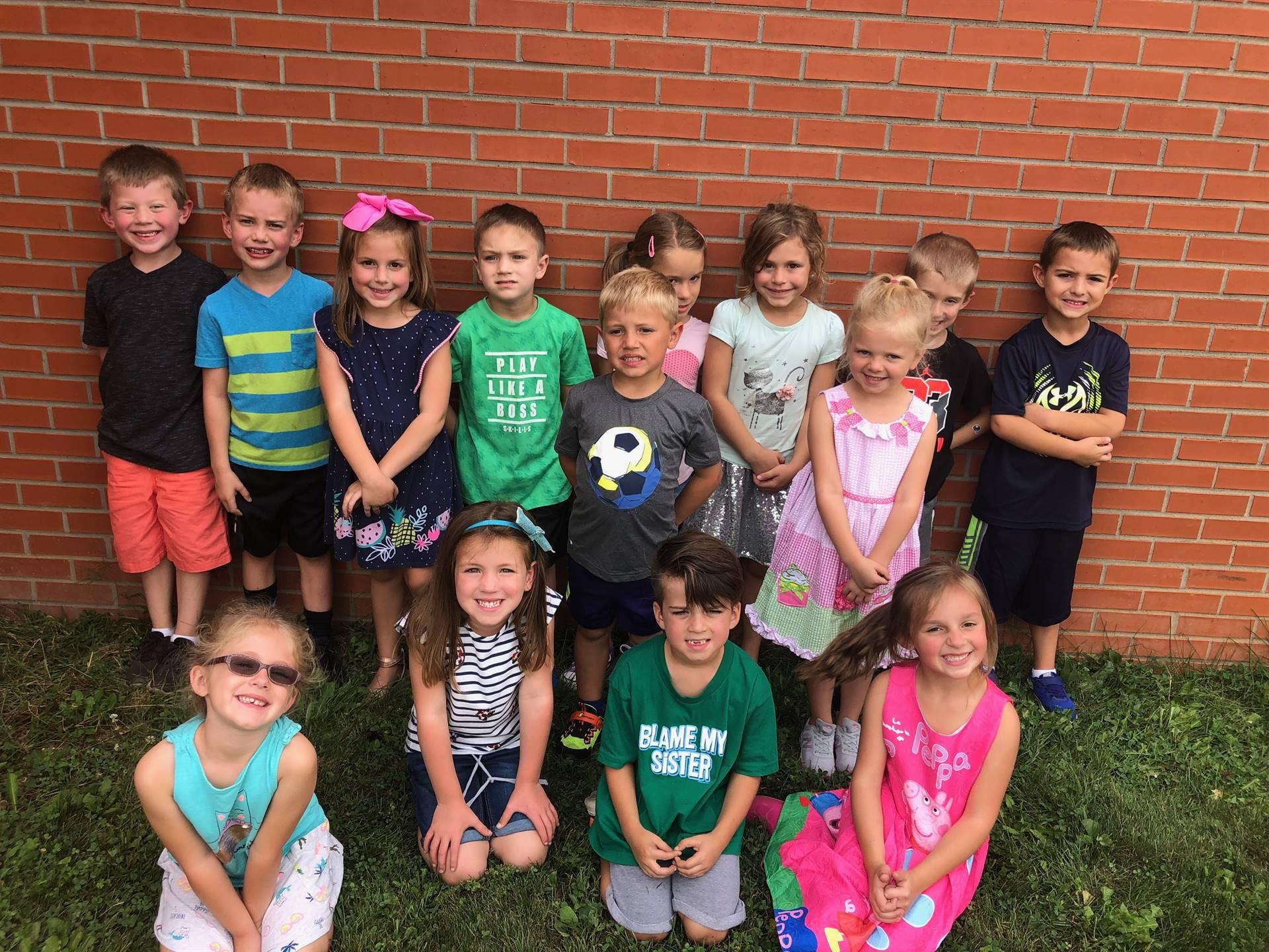 Kindergarten Kindness Kids Club