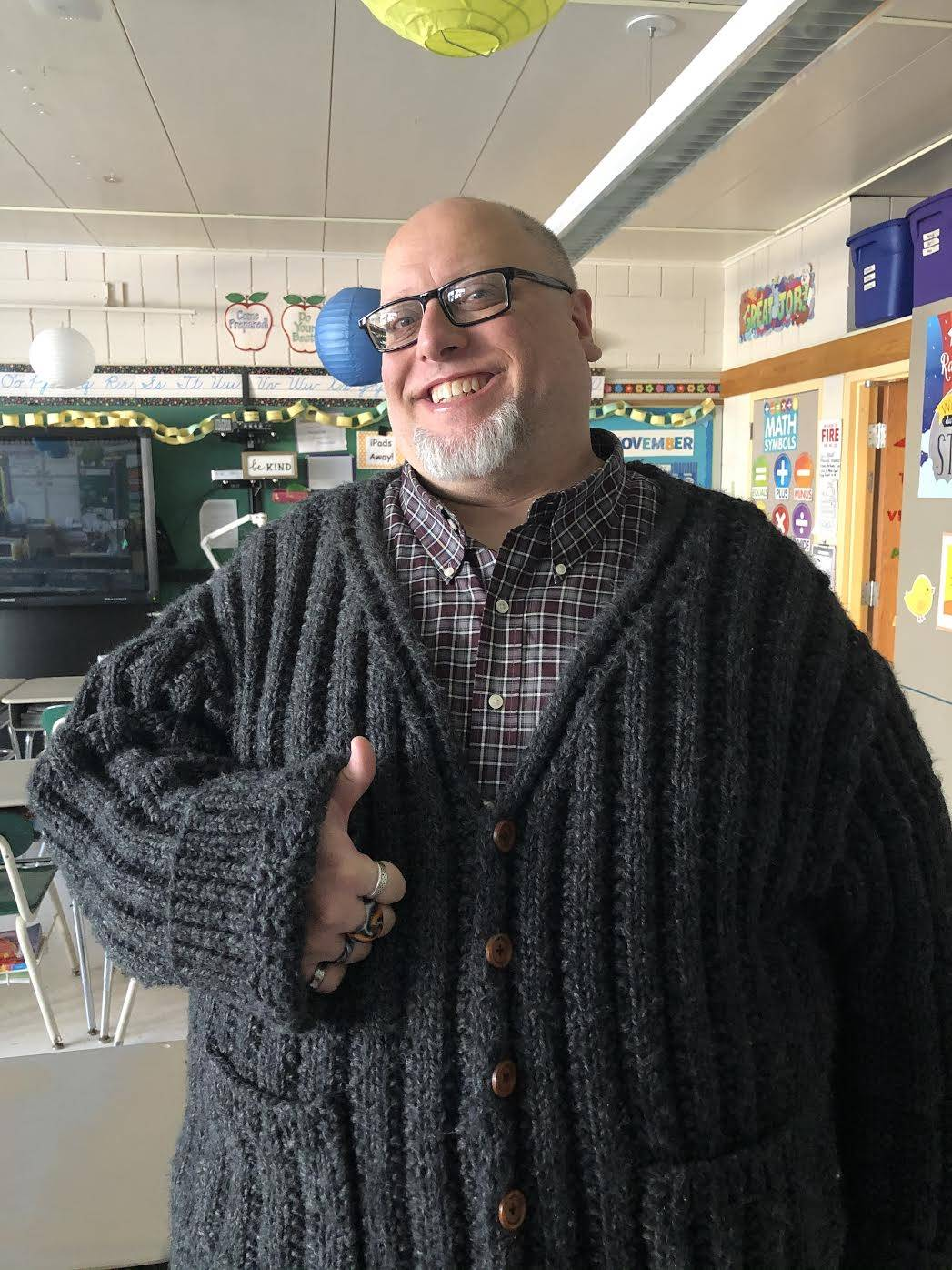 Cardigans & Kindness Day