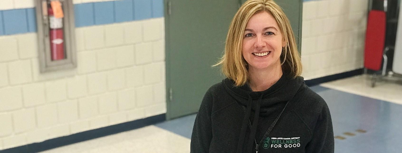 Deer Lakes' Cavalancia Named 2019 Pennsylvania School Breakfast Hero