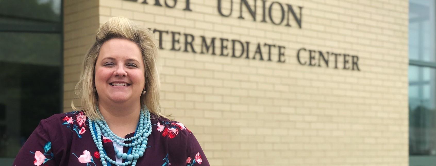 VanderSchaaff named acting principal at East Union Intermediate Center
