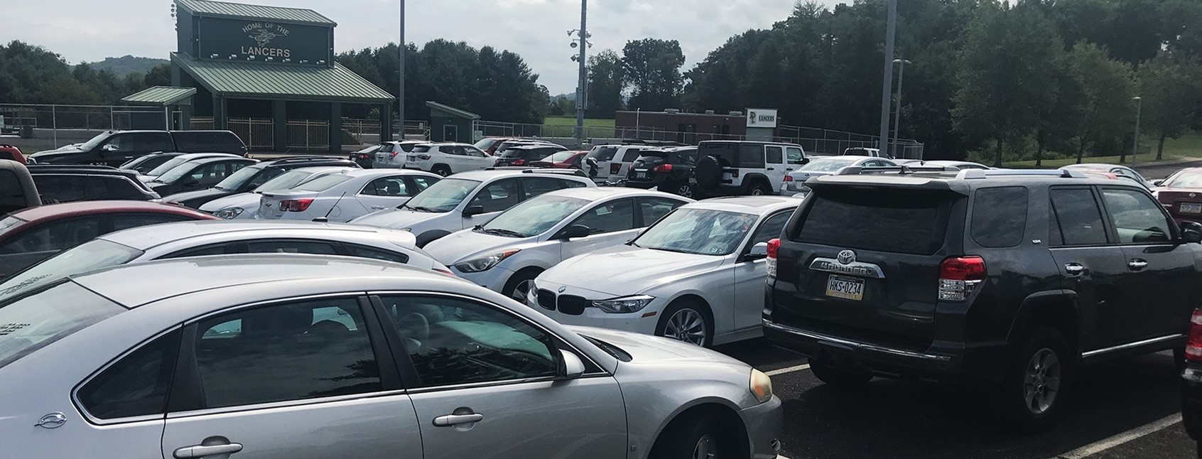 High School Parking Permit Information