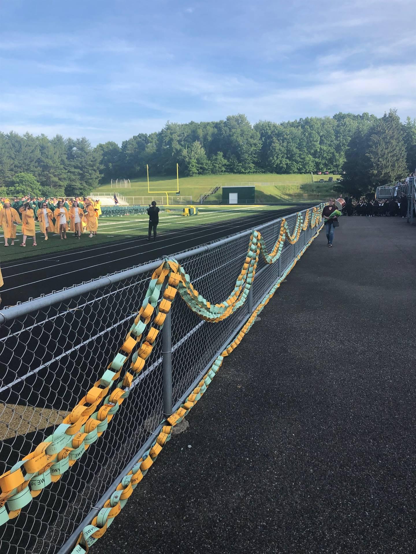 Fence Links