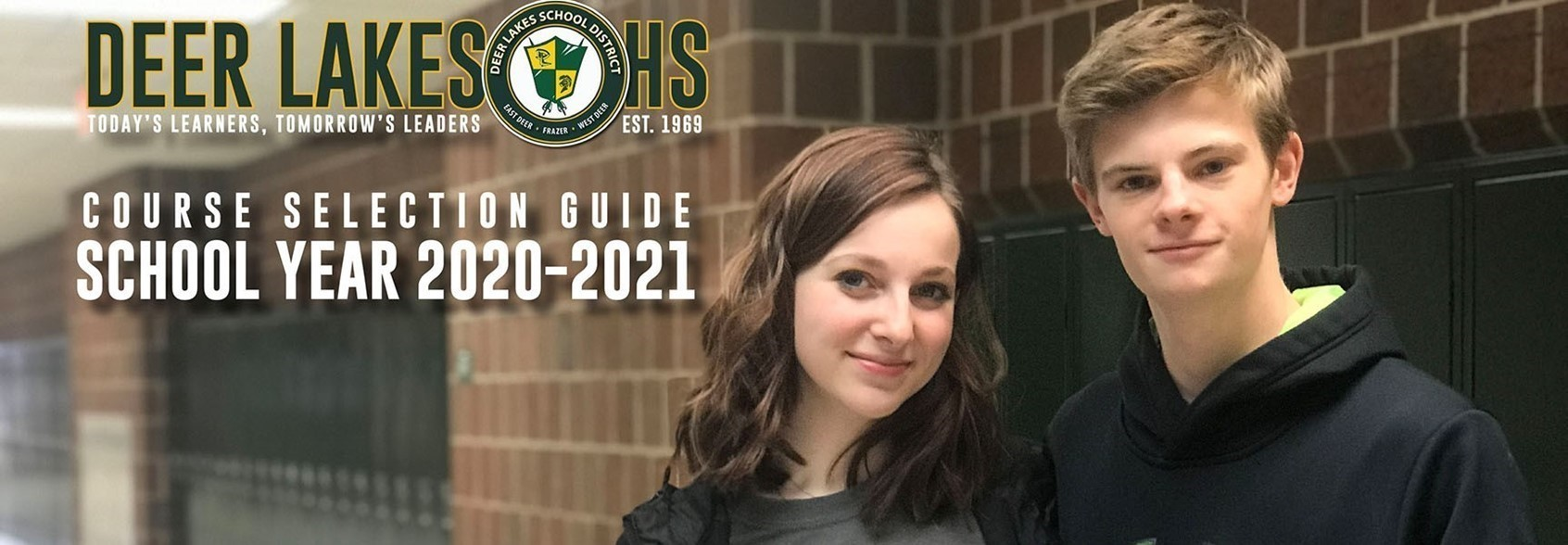 2020-2021 Deer Lakes High School Course Selection Guide Selection Night: March 11