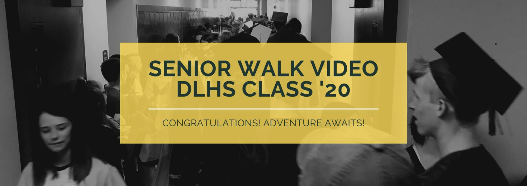 Senior Walk Video