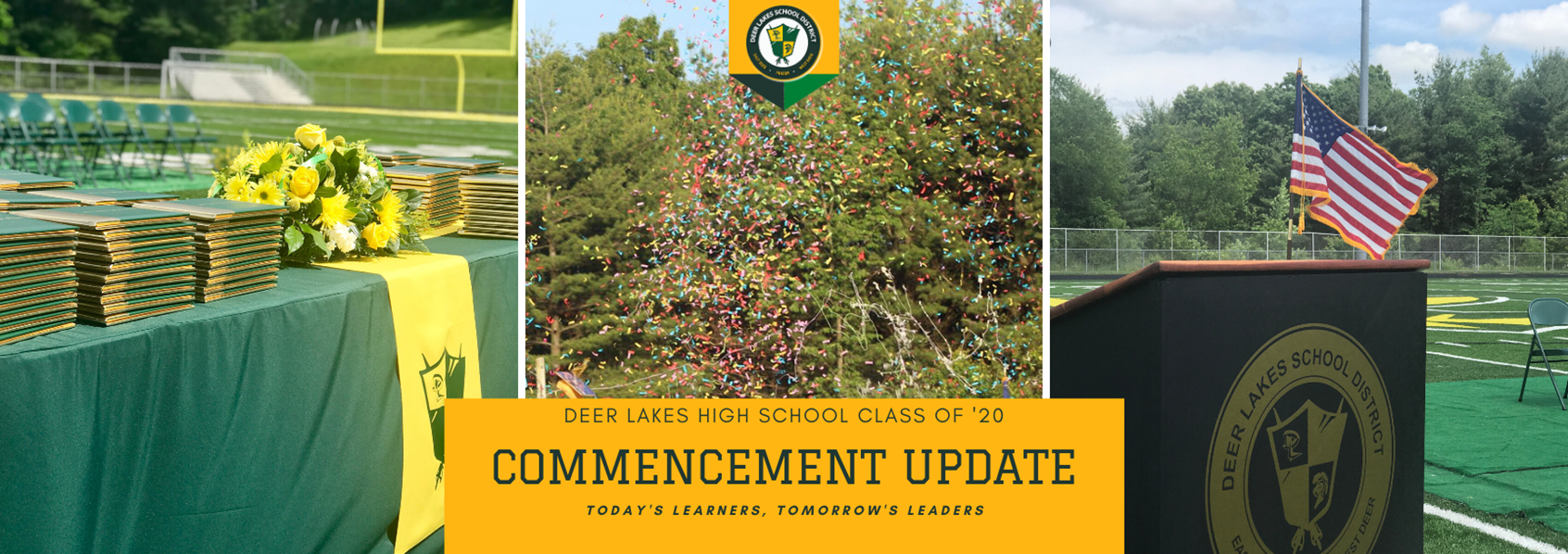 Commencement 2020 Update
