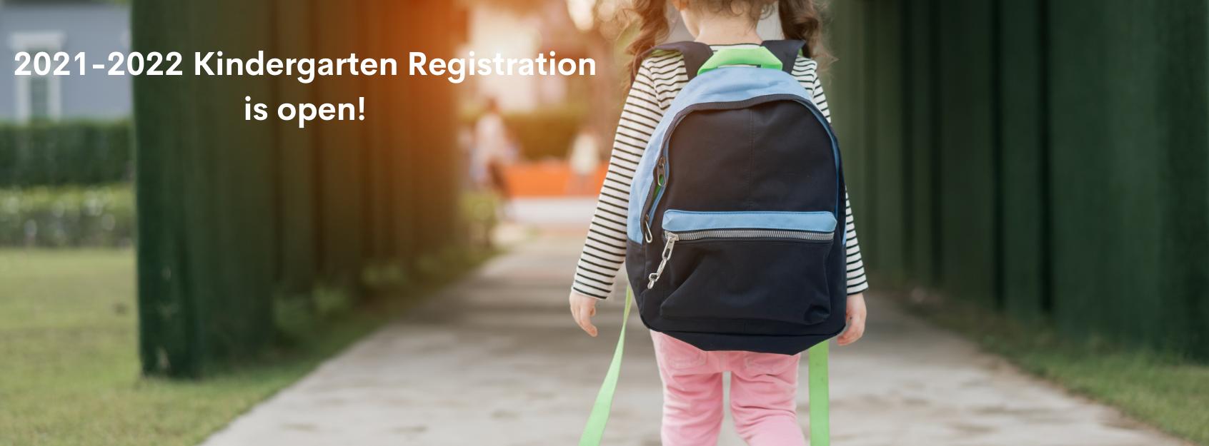 2021-2022 Registration