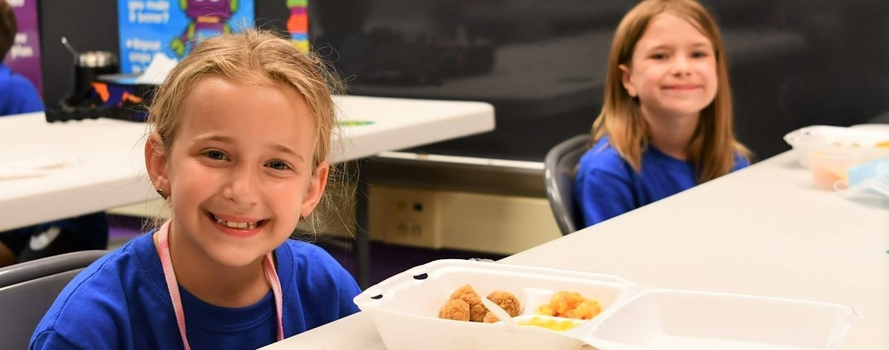 All DLSD students eligible for free breakfasts, lunches