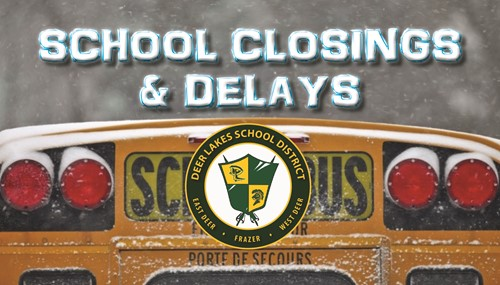 School Closings and Delays Board